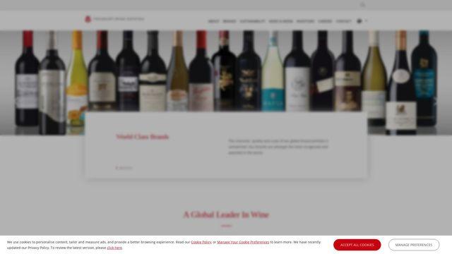 Treasury Wine Estates Limited