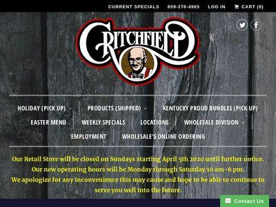 Critchfield Meats