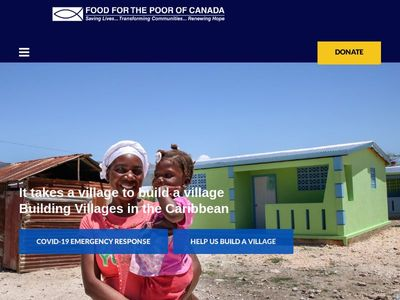 Food For The Poor of Canada, Inc.