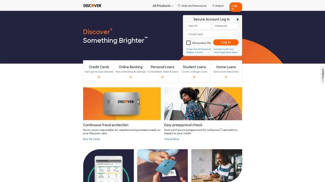 Discover Financial Services, Inc.