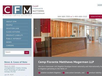 Camp Fiorante Matthews Mogerman LLP