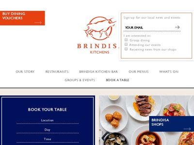Brindisa Kitchens Ltd.