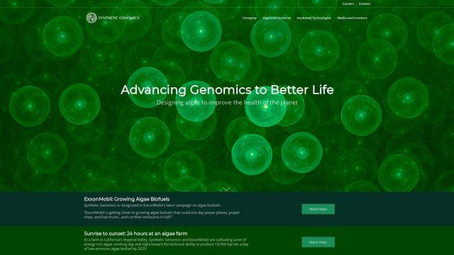 Synthetic Genomics, Inc.