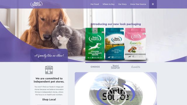 NutriSource Pet Foods