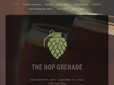 The Hop Grenade LLC