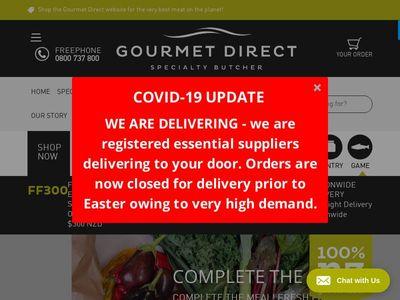 Gourmet Direct Ltd