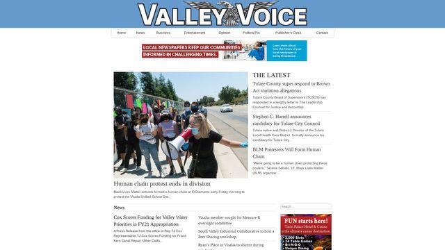 The Valley Voice, LLC