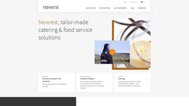 Newrest Global Solutions Limited