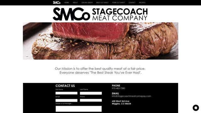 Stagecoach Meat Co