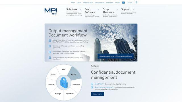 MPI Technologies Inc.