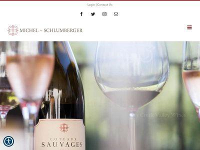 Michel-Schlumberger Wine Estate