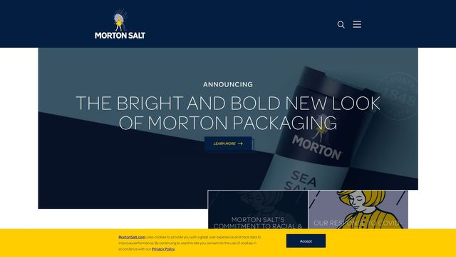 Morton Salt, Inc.