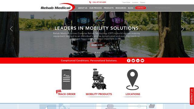 Rehab Medical, Inc.