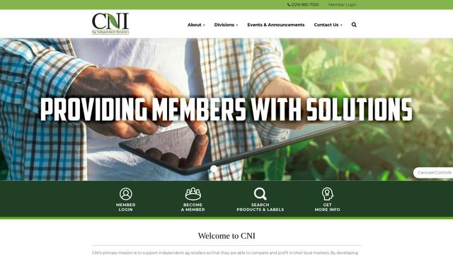 CNI Ag Indepenent Retailers