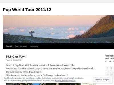 Pop World Tour 2011/12
