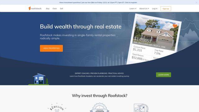 Roofstock, Inc.