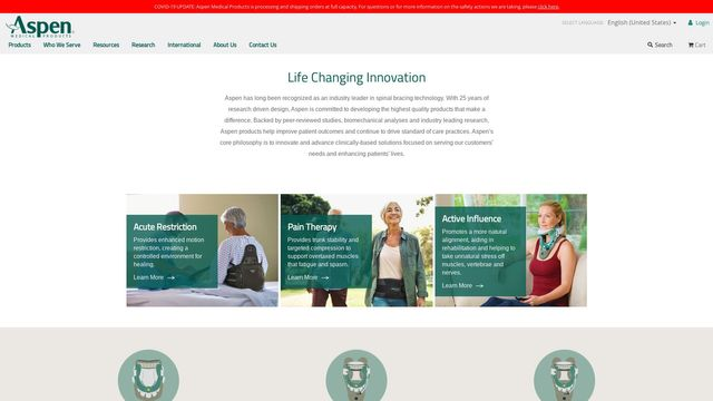 Aspen Medical Products, LLC