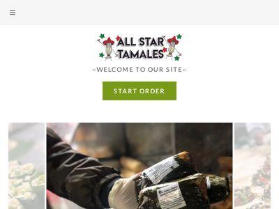 All Star Tamales