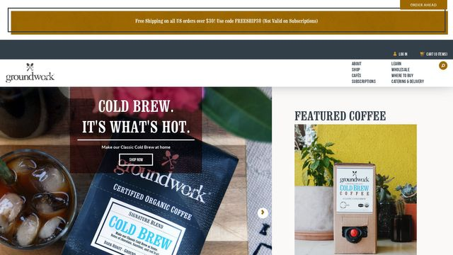 Groundwork Coffee Co
