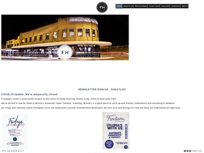 Newcastle Entertainment Precinct Pty Ltd