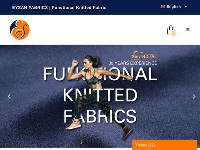 Eysan Fabrics Co,. Ltd.
