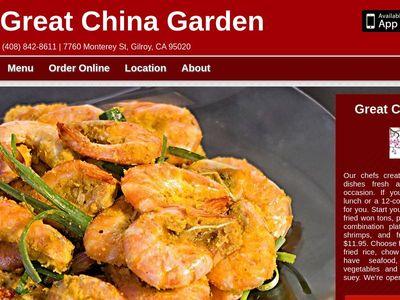Great China Garden