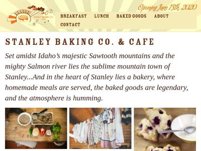 Stanley Baking Co.