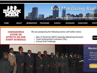 100 Black Men of North Metro Atlanta, Inc.