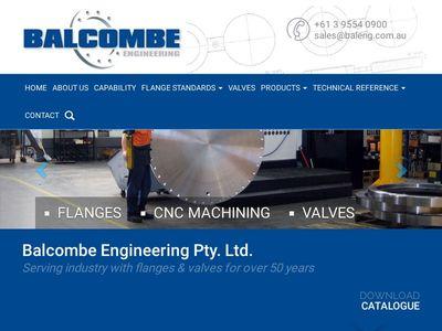 Balcombe Engineering Pty. Ltd.