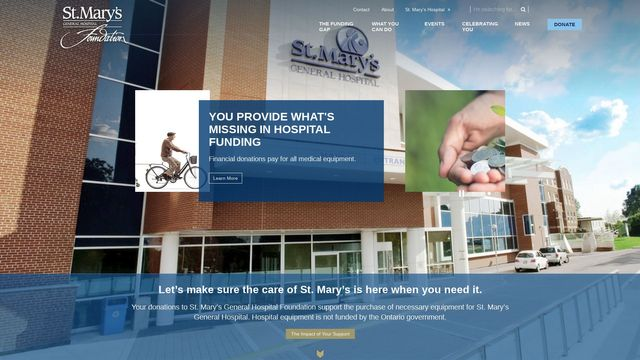 St. Mary's Hospital Foundation