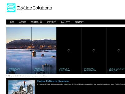 Skyline Deficiency Solutions Inc.