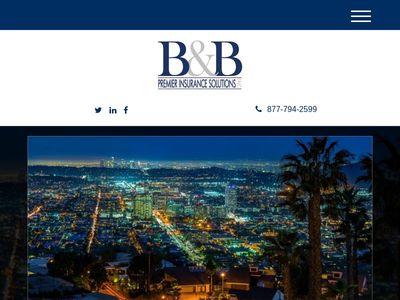 B & B Premier Insurance Solutions