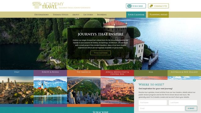Academy Travel Pty Ltd