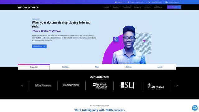NetDocuments Software, Inc.