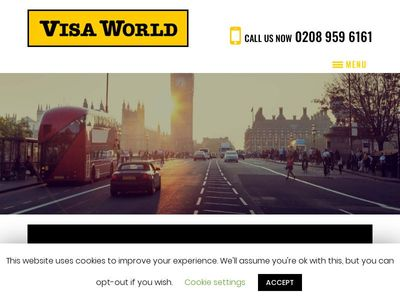 Visa World London Limited