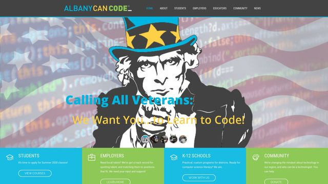 Albany Can Code, Inc.