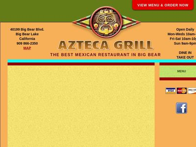 The Azteca Grill