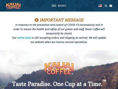 Kauai Coffee, LLC