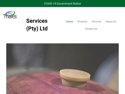 Thales Services (Pty) Ltd