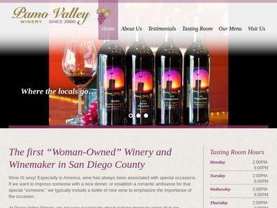 Pamo Valley Vineyards