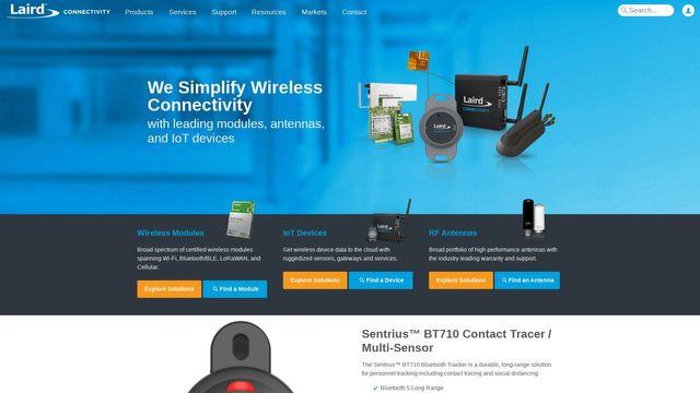 Laird Connectivity, Inc.: