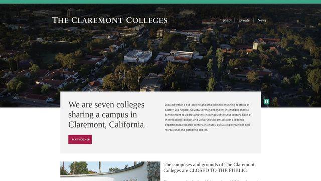 Scholarship @ Claremont