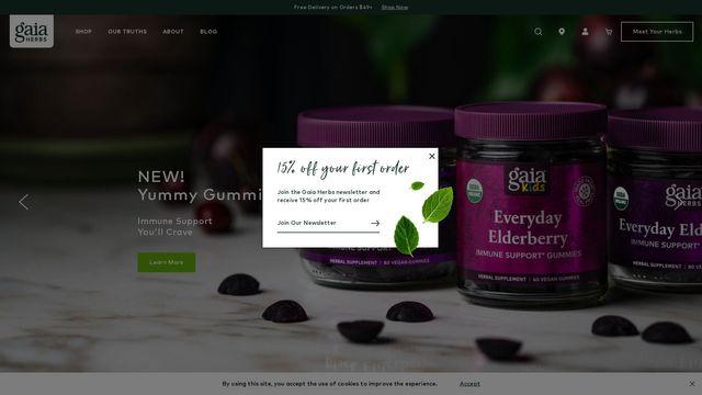Gaia Herbs, Inc.