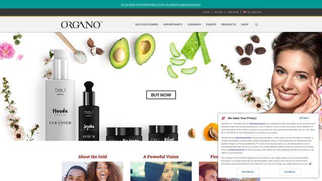 Organo Gold International, Inc.