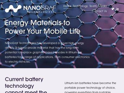 NanoGraf Corporation