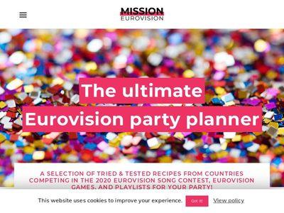 Mission Eurovision