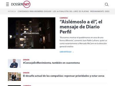Editorial Dossier SA.