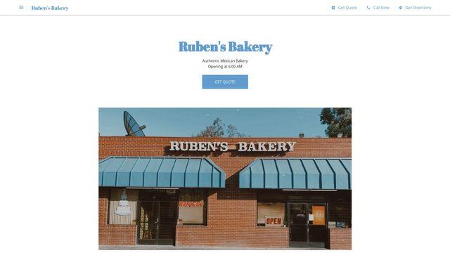 Ruben's Bakery