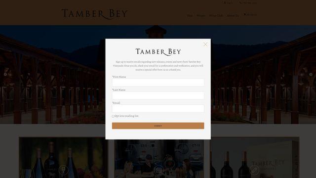 Tamber Bey
