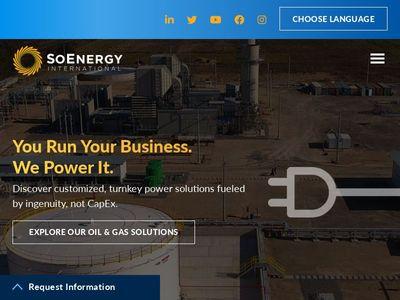 SoEnergy
